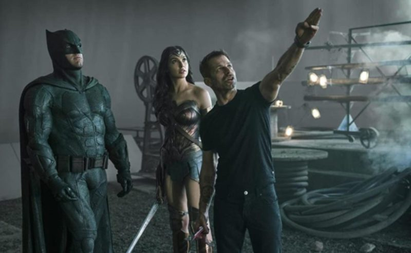 The premiere that left Zack Snyder's Justice League behind on HBO Max