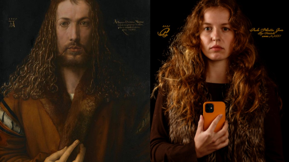 The selfie in history: from antiquity to Instagram