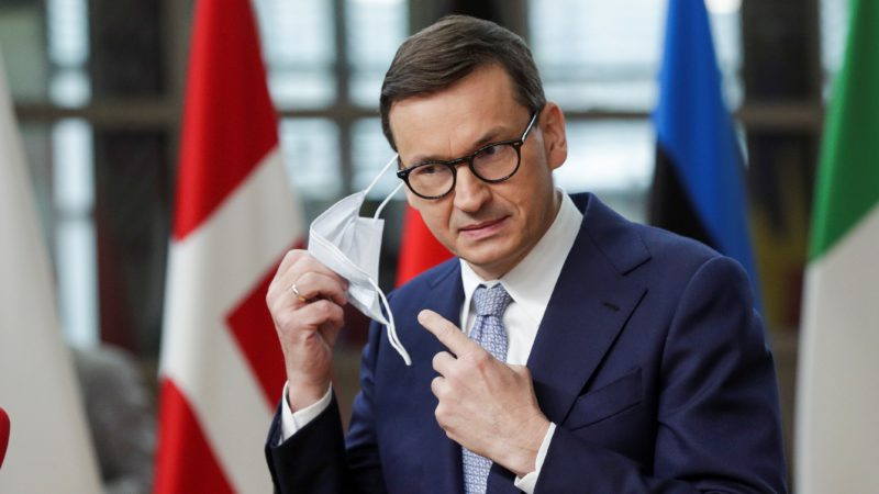 The thousand faces of the Polish Prime Minister |  International