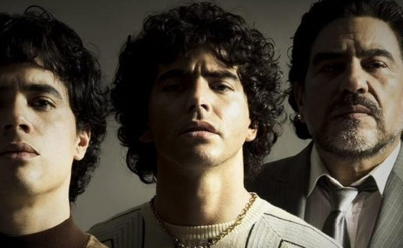 These are the actors who will play Diego in Maradona: Blessed Dream