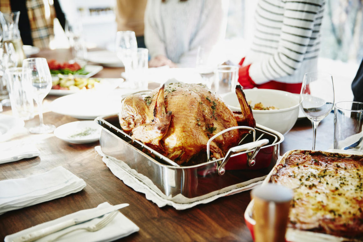 This year's Thanksgiving dinner could be the most expensive of your life