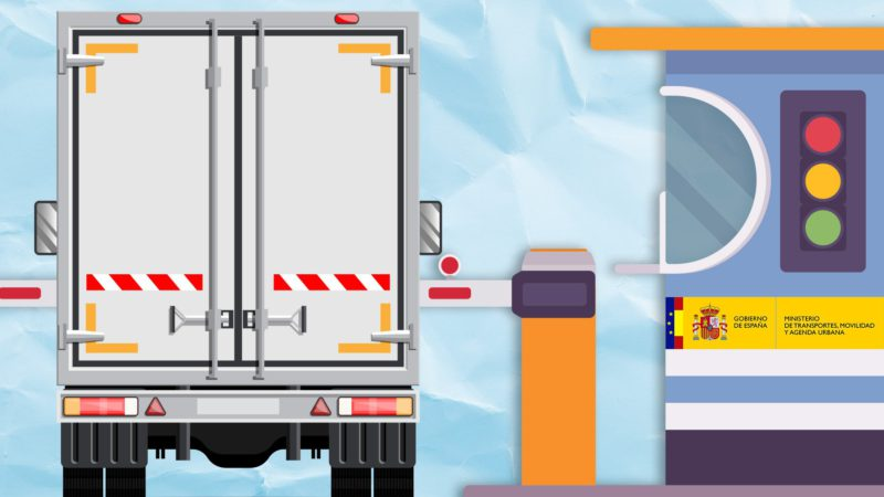 Transport fails to fulfill its promise to truckers: it will implement tolls without consensus with the sector