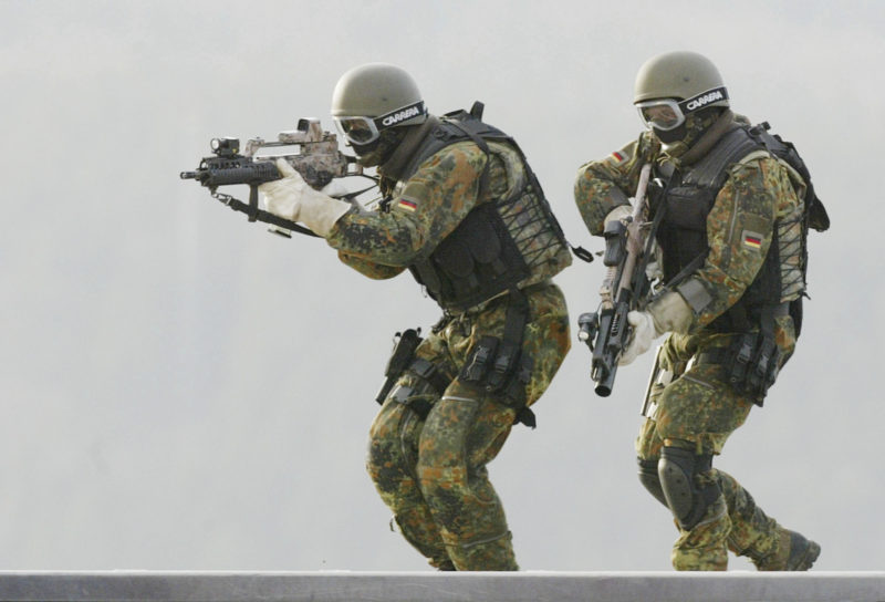 Two former German soldiers arrested for creating a militia to fight in Yemen |  International