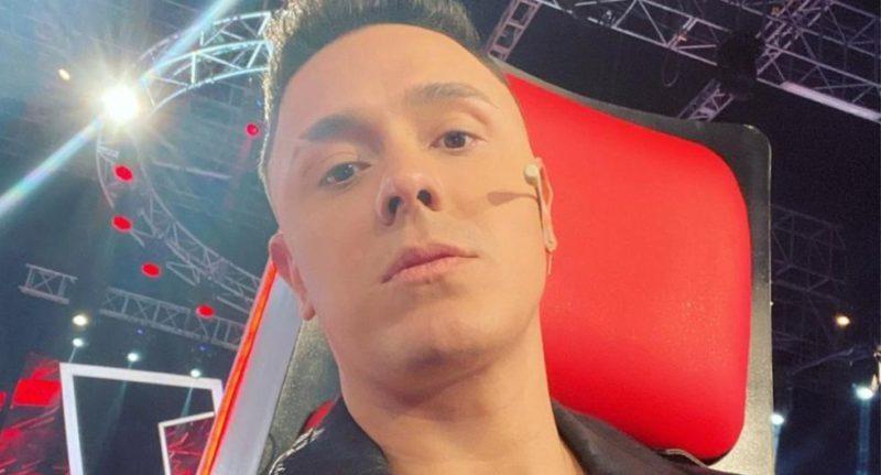 "Joey Montana breaks after hearing a boy interpret ""A letter to heaven"" |  VIDEO - MAG."