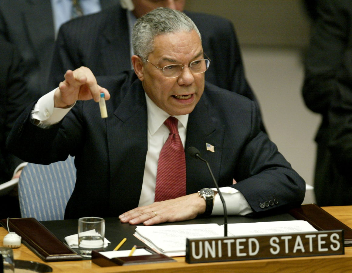Validity of the Colin Powell Doctrine |  Opinion