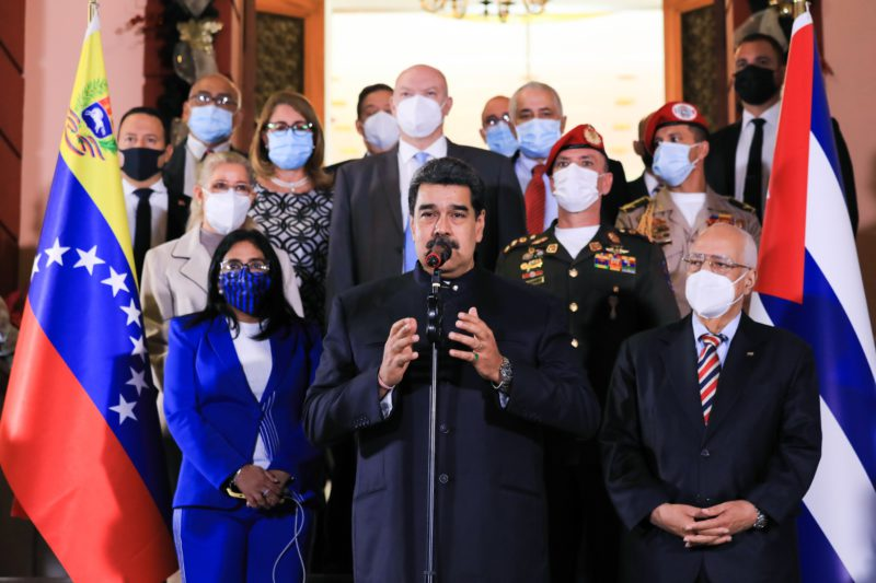 Venezuela: Maduro maneuvers to avoid the opening of an investigation at the International Criminal Court |  International