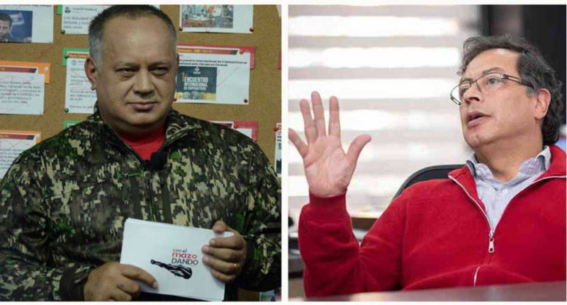Video: the day that Diosdado Cabello assured that Petro went to Venezuela to request financing for his campaign - Semana Magazine
