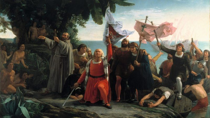 Vikings came to America before Christopher Columbus