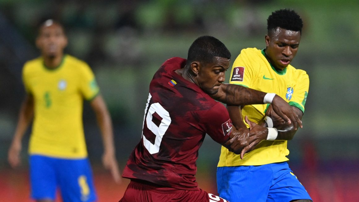 Vinicius, a beating of 21,000 kilometers to play 27 minutes