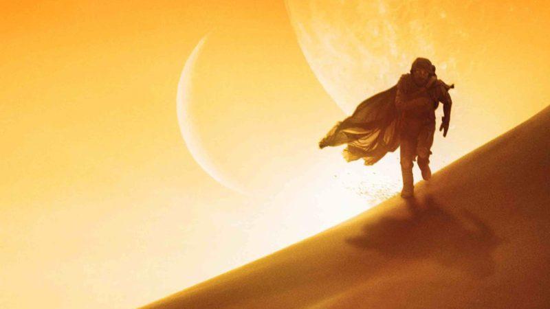 Warner Bros. announces filming of Dune: Part 2