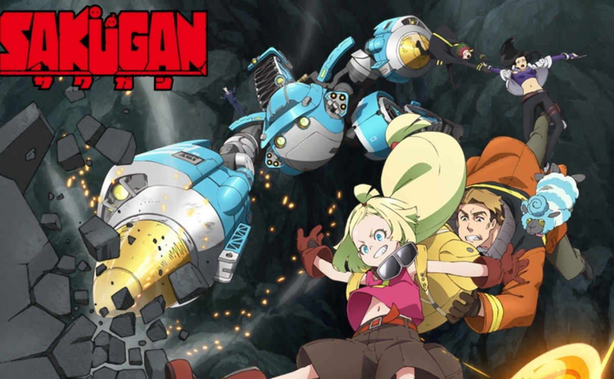 We spoke with the Sakugan team, the new anime that is already coming to the platform
