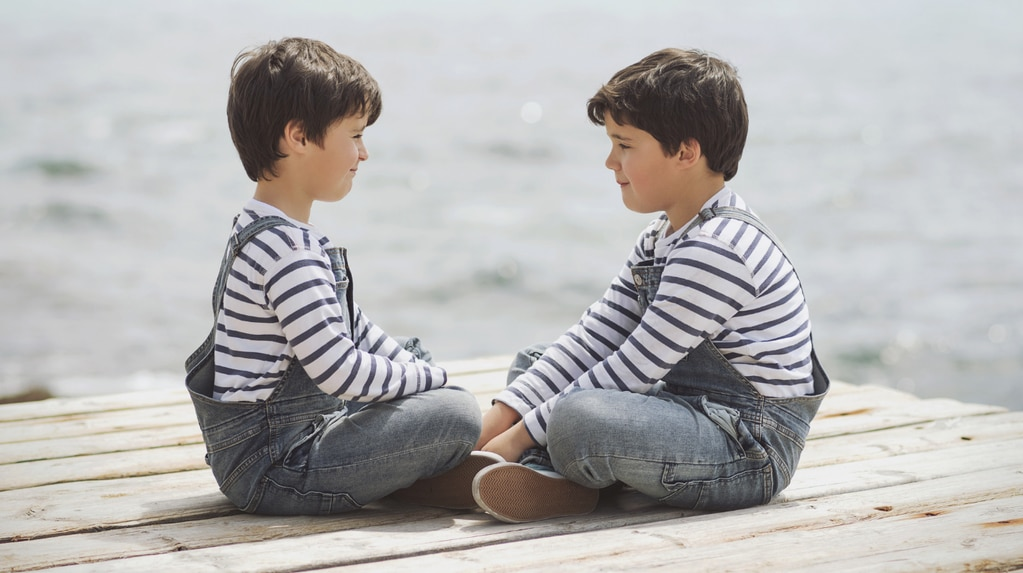 Why are more and more twins born in the world