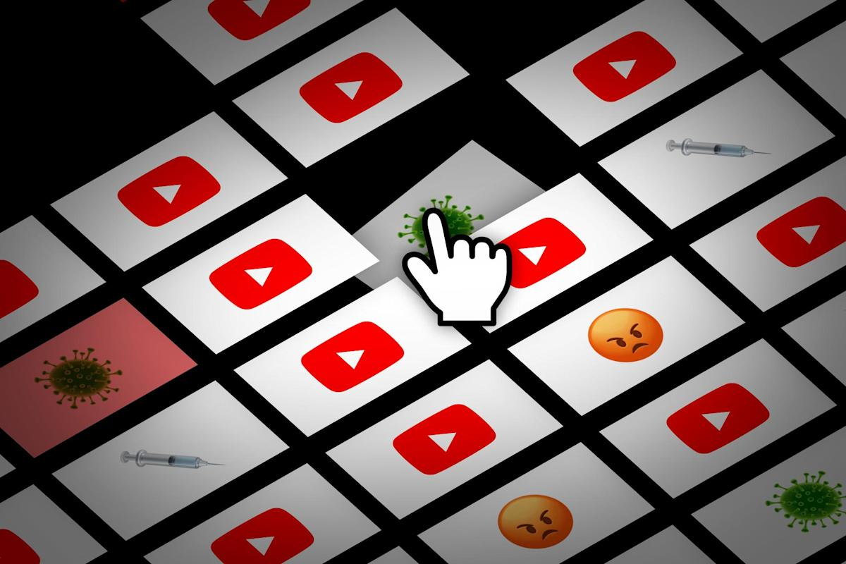 YouTube's ban on disinformation