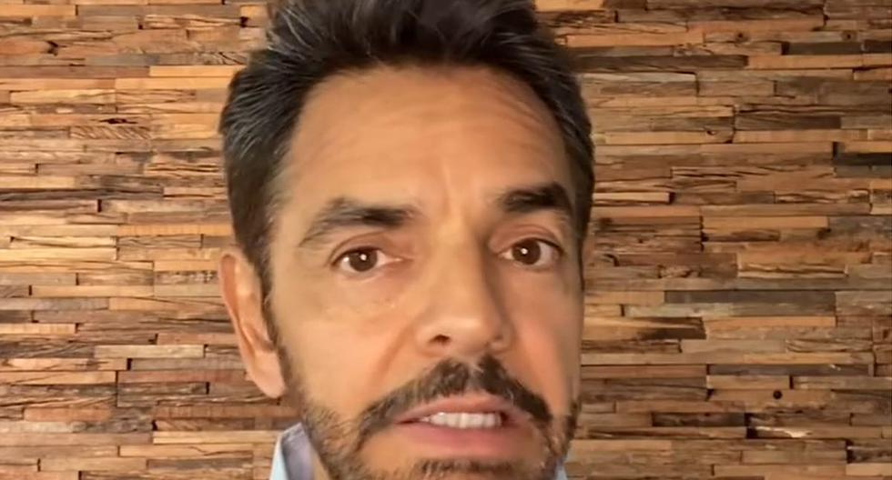 Eugenio Derbez and his 'claim' to En Plug TV for 'using his image'    VIDEO - The Trade