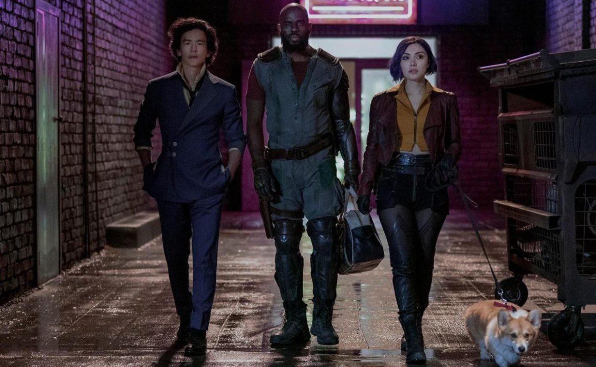 all Netflix series premiering in November 2021