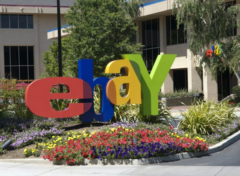 eBay disappoints investors: half profit, little rosy outlook