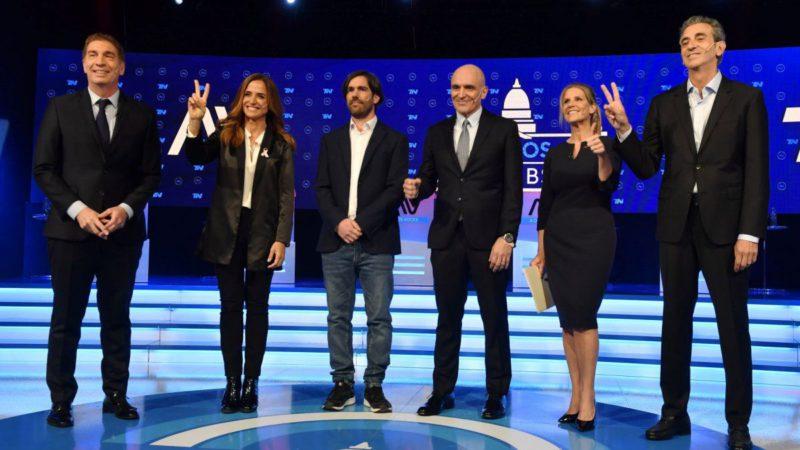 who won and who lost between Diego Santilli, Victoria Tolosa Paz, Nicolás del Caño, José Luis Espert, Florencio Randazzo and Cynthia Hotton